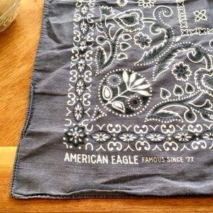 American Eagle 90's Bandana